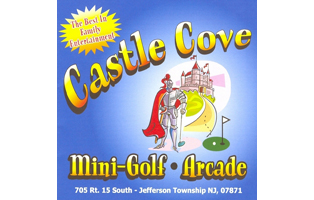 Castle Cove Mini Golf and Arcade 7/2017